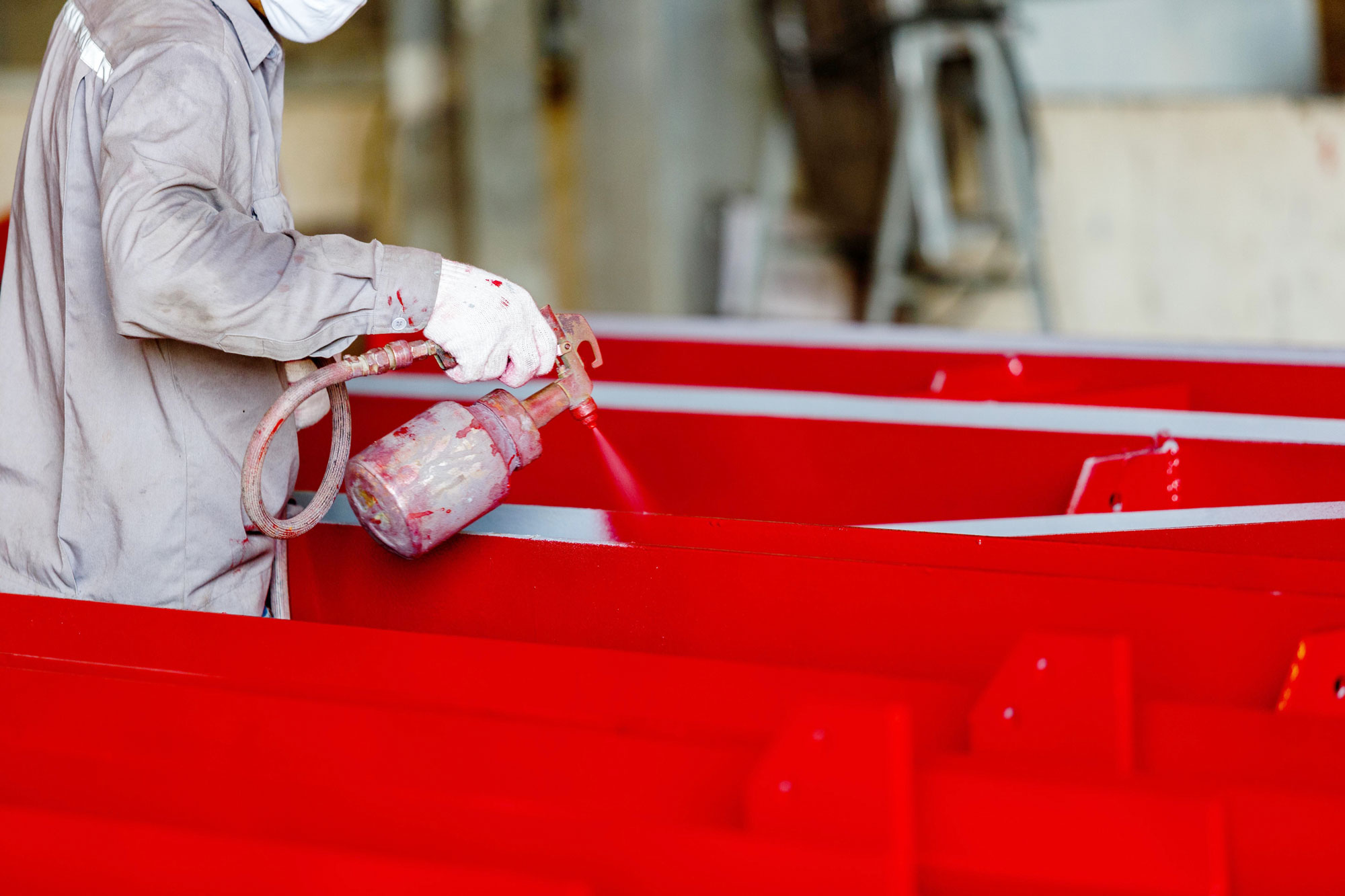 Peinture liquide | Service de peinture / Apprêt | ABM enviro.